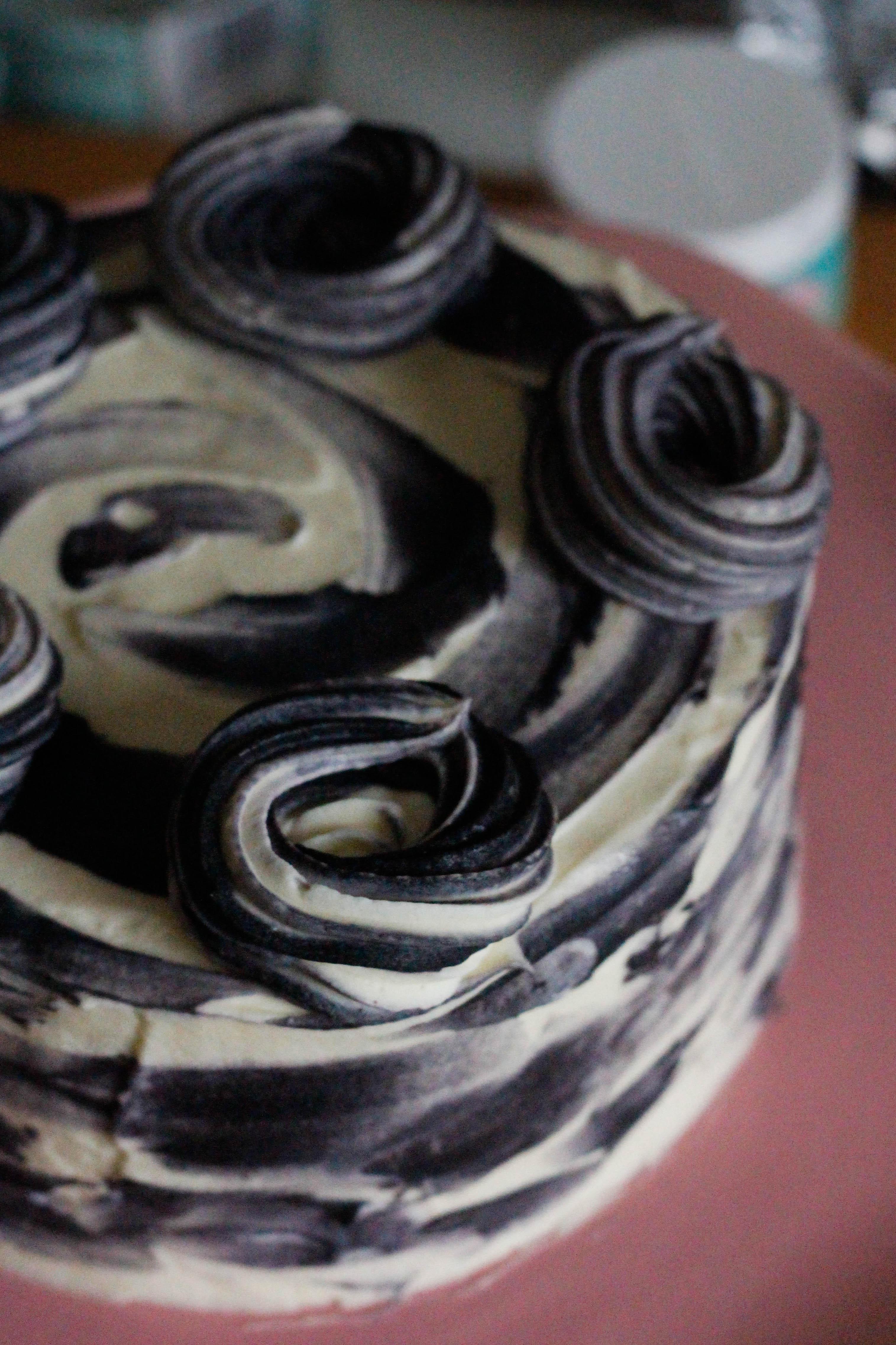 Neapolitan Marble Mousse Cake Briana S Kitchen