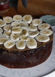 banana-cheesecake