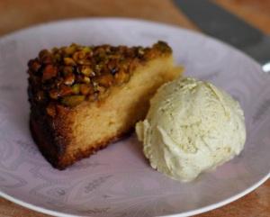 grapefruit-pistachio-upside-down-cake