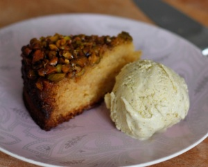 grapefruit-pistachio-upside-down-cake